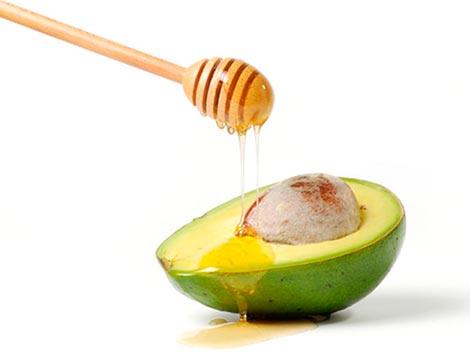 Маска для волос с авокадо и медом