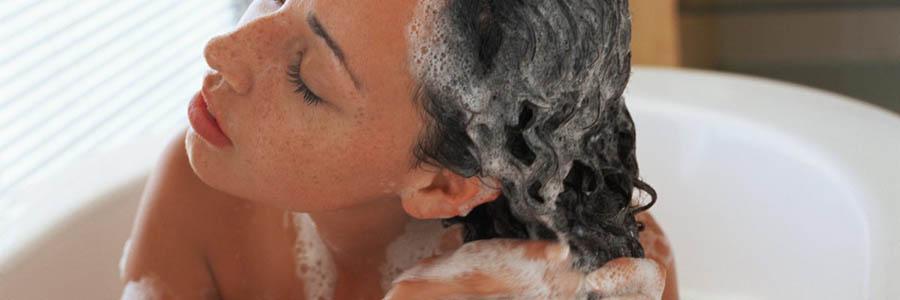 ежедневное мытье волос