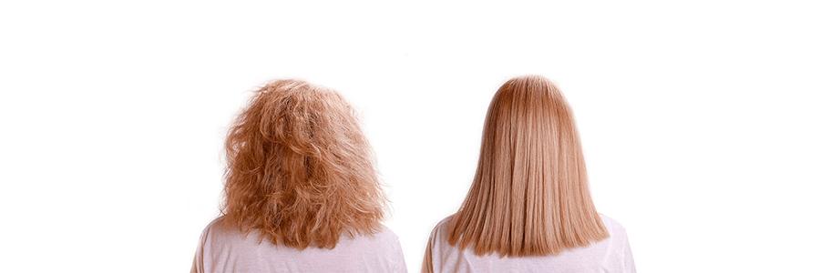 восстановить сожженные волосы