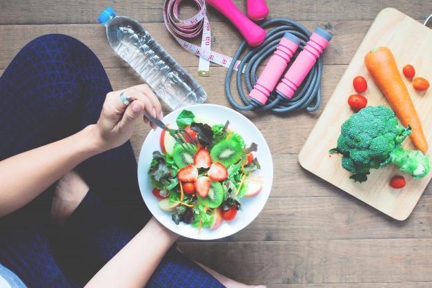 лечение перхоти здоровая пища