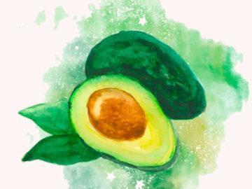 рецепты масок из авокадо в домашних условиях