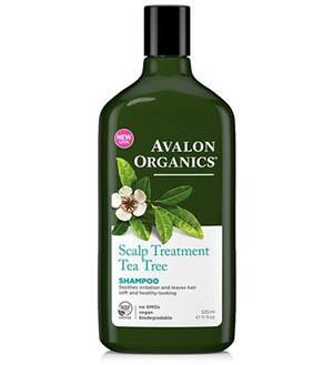 Avalon Organics с маслом розмарина.