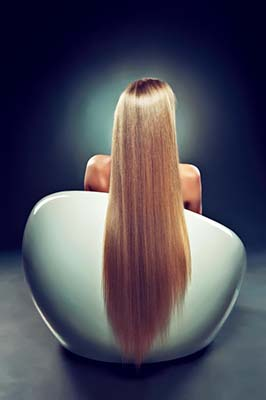 какие волосы после кератинового выпрямления волос