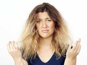 Волосы сухие причины и лечение