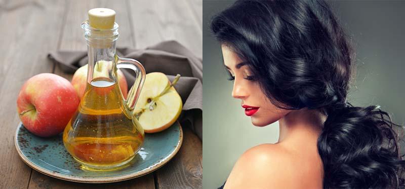 яблочный уксус для волос как разводить