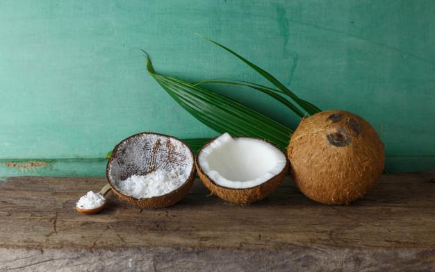 кокосовое масло для волос маска в домашних условиях