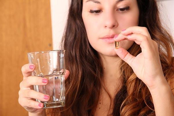 пить ретинол для волос