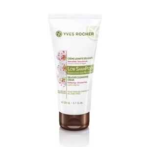 yves rocher безсульфатный шампунь Low Shampoo