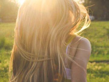 чем можно осветлить волосы в домашних условиях