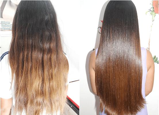 можно ли красить волосы перед кератиновым выпрямлением