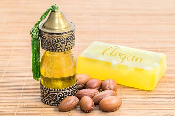 масло арганы для восстановления волос