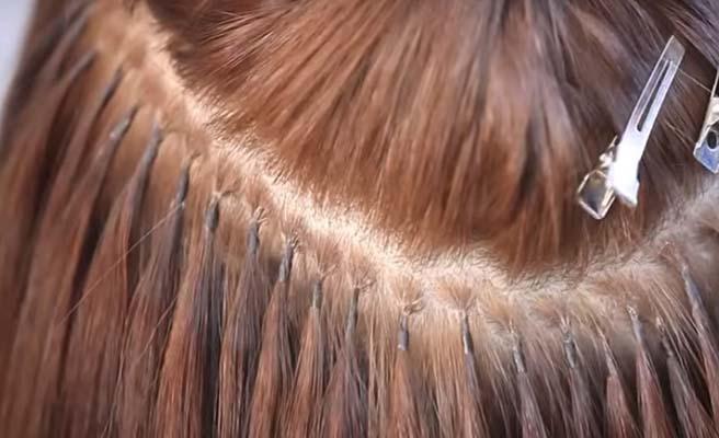 хороший бальзам для нарощенных волос