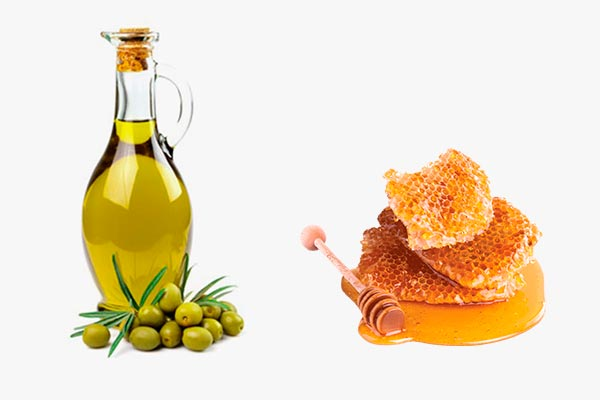 Медово-оливковый бальзам