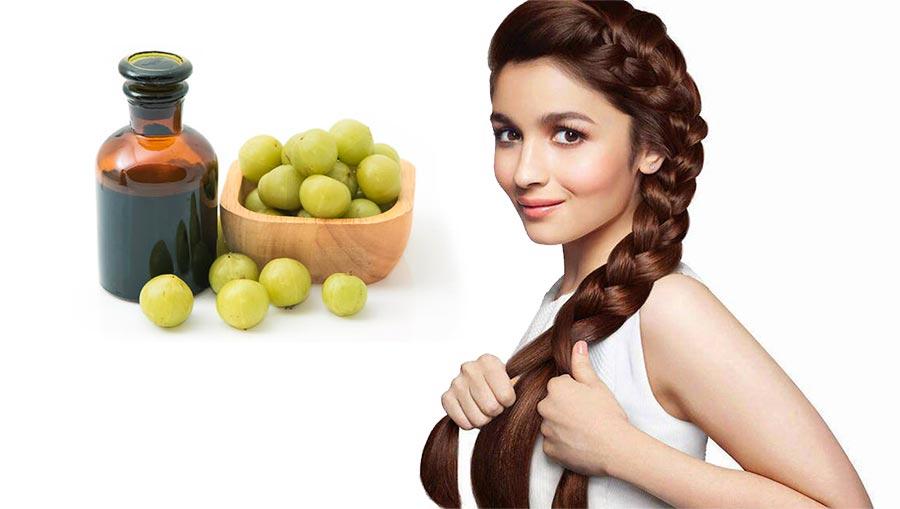 как пользоваться маслом амлы для волос