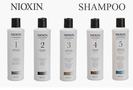 Ниоксин от выпадения