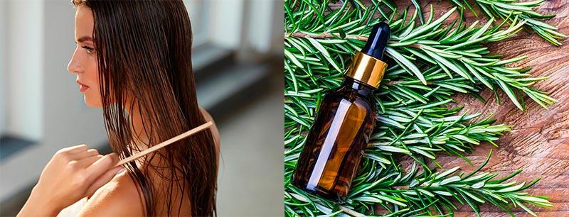 укрепляющее средство для роста волос с розмарином