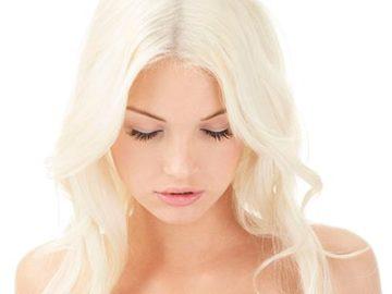 осветлитель для волос без желтизны
