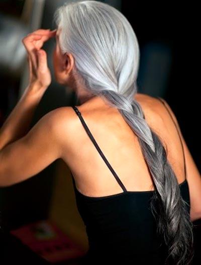 почему седеют волосы на голове