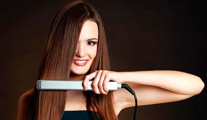 средство против электризации волос