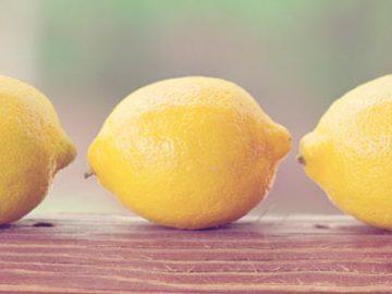 как осветлить волосы в домашних условиях лимоном