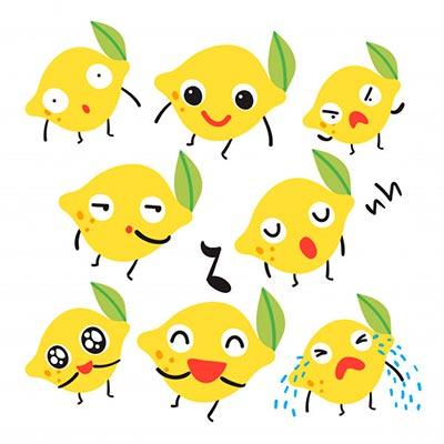 Лимон от жирности волос