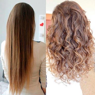 средства для волос после химической завивки