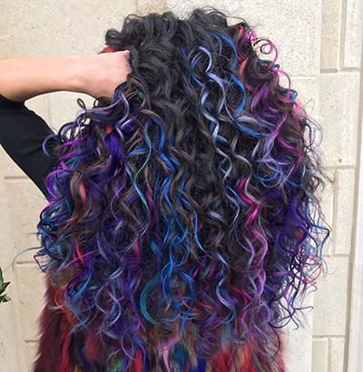 можно ли красить волосы после химической завивки