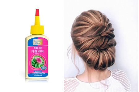масло для волос с гвоздикой