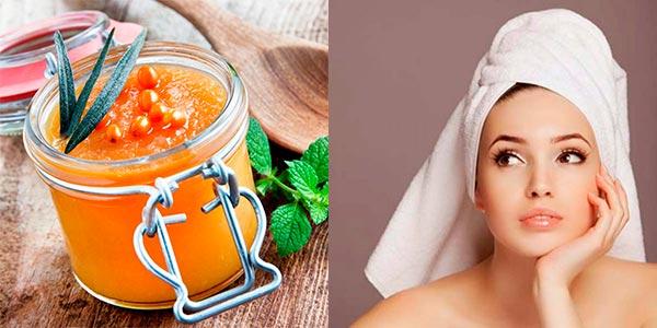 облепиховое масло лечебные свойства для волос