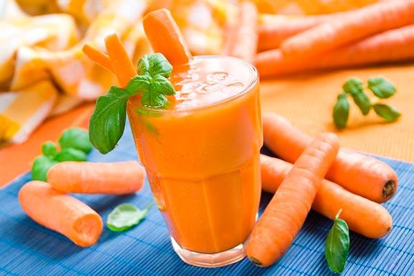 морковь для волос польза